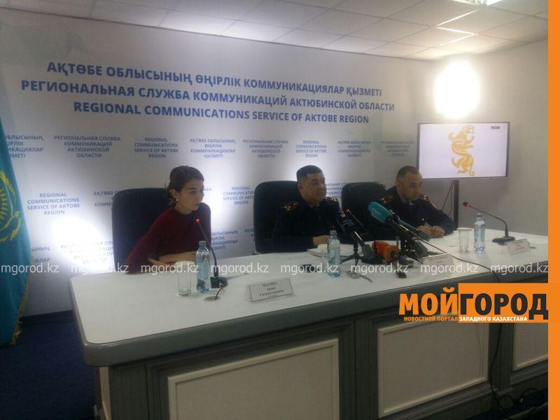 Новости Актобе - Стрельбу на трассе в Актюбинской области прокомментировали полицейские