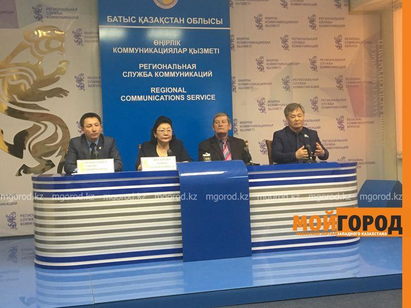 Новости Уральск - Десять тысяч человек примут участие в первомайском шествии в Уральске