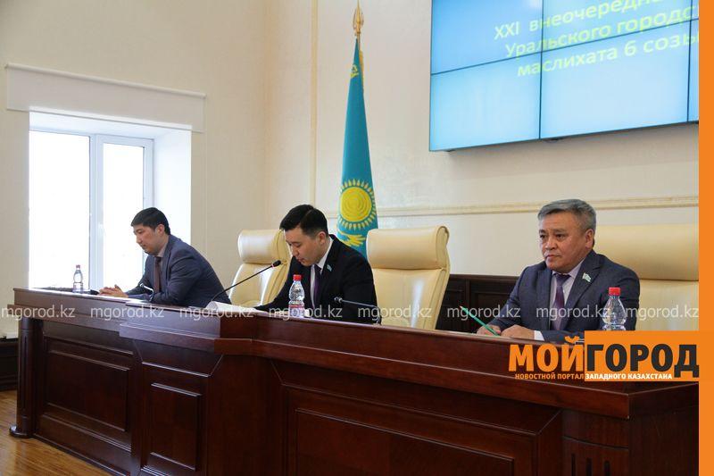 Новости Уральск - На 303 миллиона тенге увеличили бюджет поселков и сельских округов в Уральске