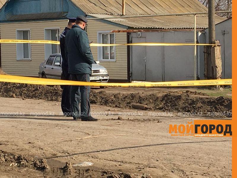 Новости Уральск - Сдать на металлолом снаряд времен гражданской войны хотел ребенок из Уральска