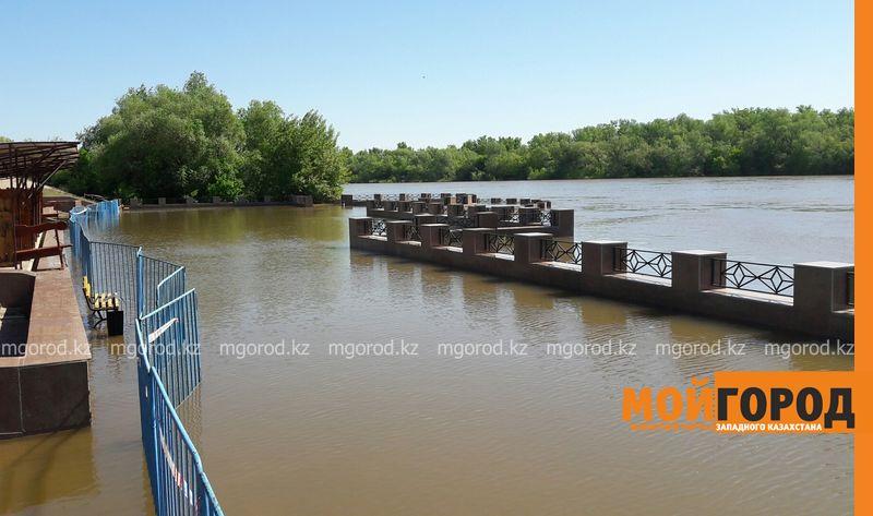 Новости Уральск - В ЗКО уровень воды в реках превысил опасную отметку