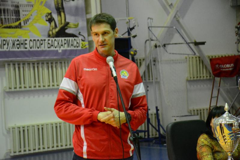Новости Атырау - Атырауская волейбольная команда стала чемпионом Казахстана
