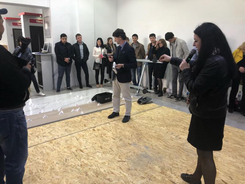 Новости Атырау - Салон «Elite Мастер Дом» презентовал новую коллекцию «Мечты о Париже-2018»