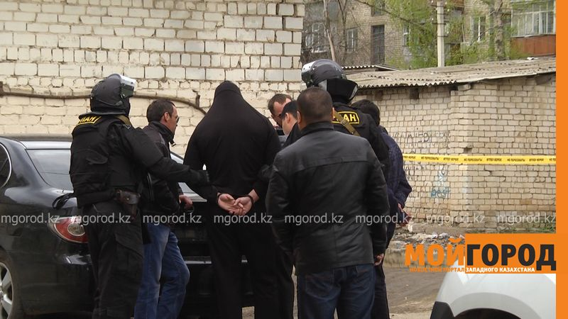 В Актобе задержана ОПГ, перевозившая наркотики