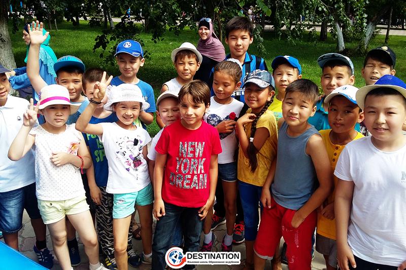 Новости Уральск - Языковая школа Destination предлагает скидки на обучение
