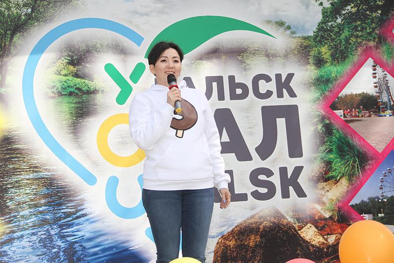 """Новости Уральск - """"Бэби-клуб"""" отпраздновал свой день рождения"""