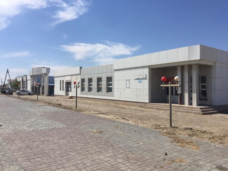 Новости Атырау - Коммунальный рынок, бизнес-инкубатор и ЦОП откроют в Атырауской области