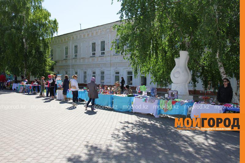 Новости Уральск - Ремесленники ЗКО провели выставку своих работ