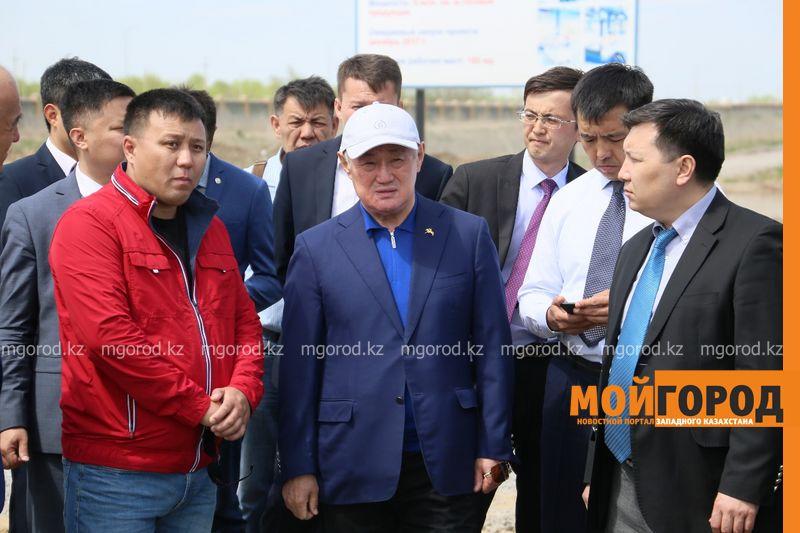 Новости Актобе - Если хотят работать, пусть позаботятся о безопасности людей - Бердыбек Сапарбаев о центральном рынке Актобе