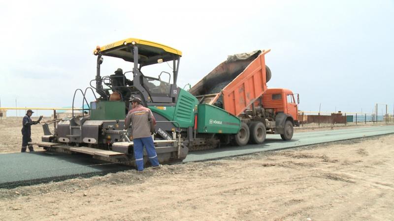 Новости Атырау - В 10 населенных пунктах Атырау появятся дороги