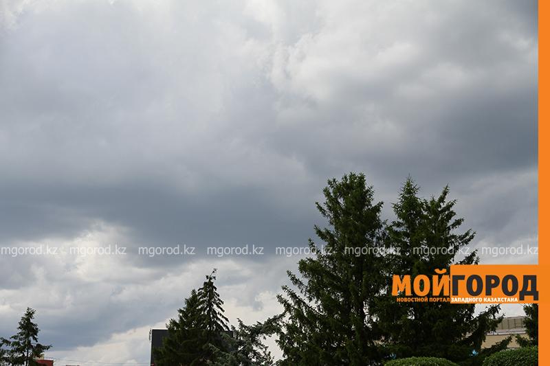 Новости Уральск - Сильный ветер и гроза ожидаются в ЗКО