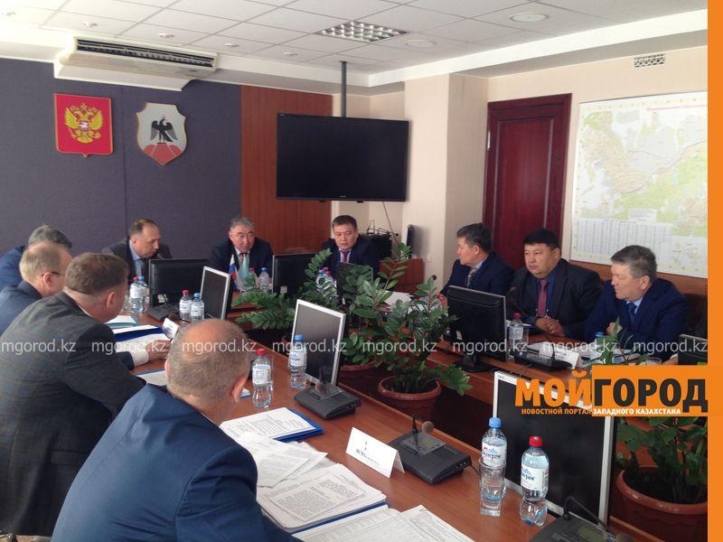Новости Актобе - В преддверии чемпионата мира по футболу полицейские Казахстана и России договорились о сотрудничестве