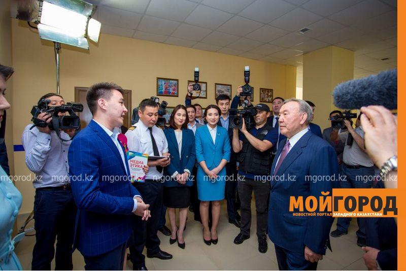 Новости Уральск - Президент Казахстана встретился с молодежью Уральска