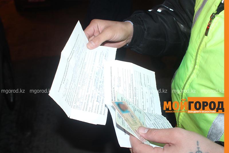 Новости Уральск - 336 жителей Уральска лишены прав за вождение в нетрезвом состоянии