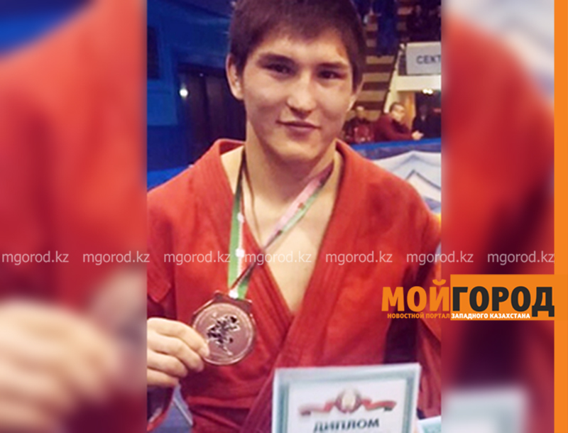 Новости Уральск - Чемпионом Азии по самбо стал военнослужащий Нацгвардии ЗКО