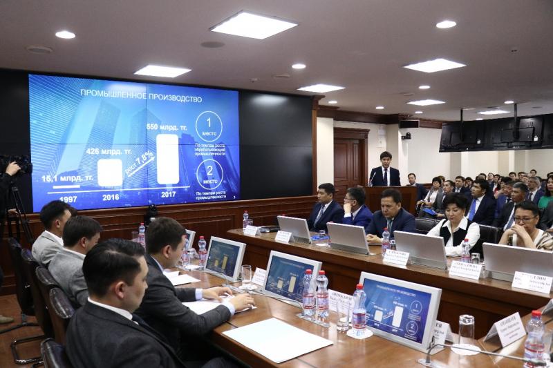 Новости Атырау - 7 меморандумов о сотрудничестве подписали акиматы Атырау и Астаны