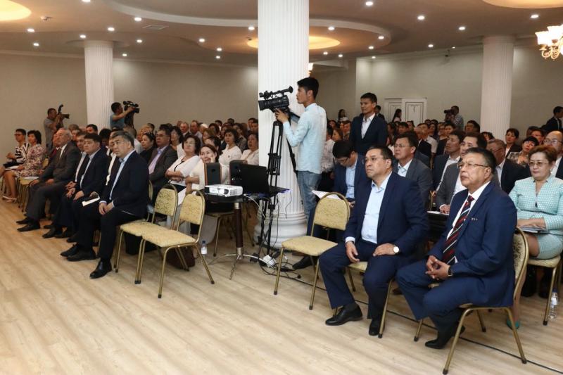 Новости Атырау - В Атырау открылся гражданский центр взаимодействия между НПО и госорганами