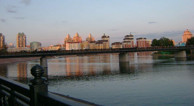 Новости Атырау - Атырау подарит ко Дню Астаны пешеходный мост