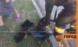 Газовые баллоны разорвало при пожаре в Уральске