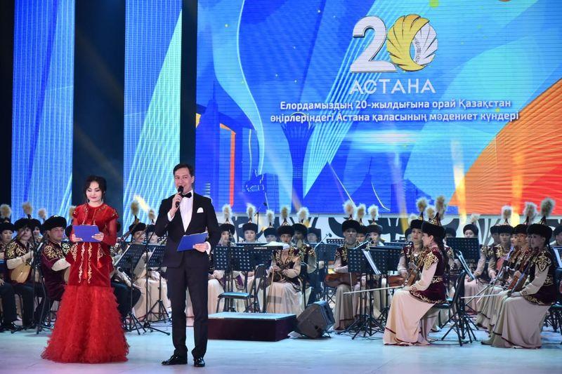Новости Актобе - Дни Астаны проходят в Актюбинской области