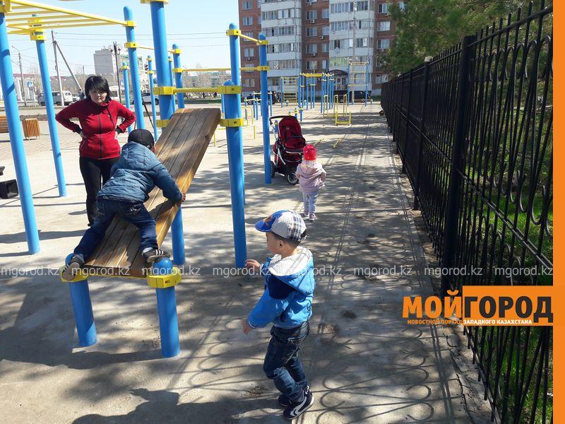 Уральцы недовольны новой площадкой для занятий воркаутом