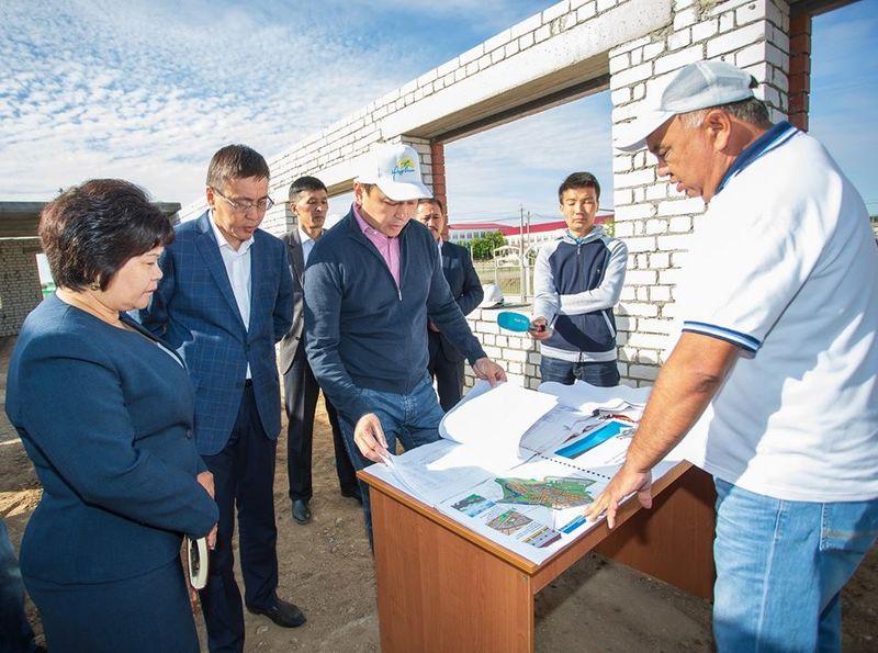 Новости Уральск - Детская музыкальная школа строится в селе ЗКО