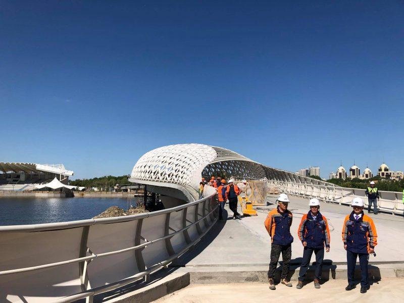 Новости Атырау - Стало известно, как будет выглядеть подарок Атырау ко Дню столицы