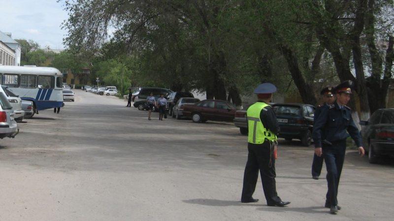 Новости Атырау - На окраине Атырау полицейские обнаружили взрывное устройство