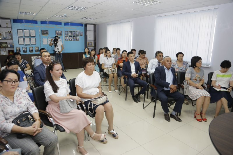 Новости Атырау - Атырау облысының аудиторлары қаржылық тәртіпті жақсартуға шақырады