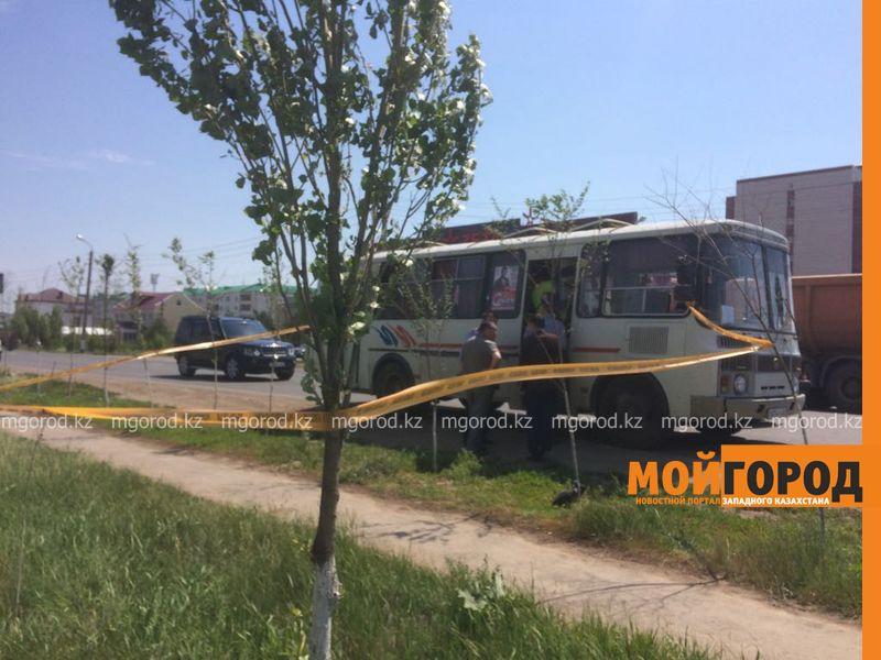 Новости Уральск - Пожилая женщина скончалась в дачном автобусе Уральска