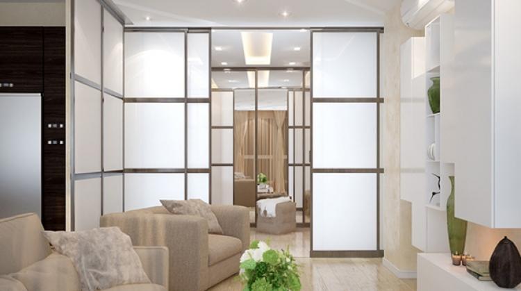 Новости PRO Ремонт - Межкомнатные перегородки – необходимый элемент дизайна в современной квартире