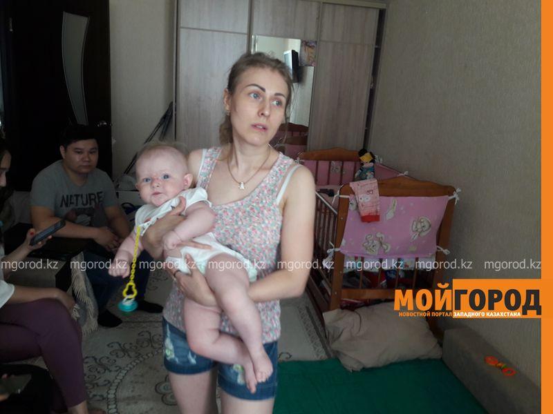 Новости Уральск - Почти год без воды живут жители пятиэтажки в Уральске