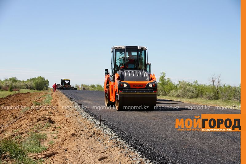 Новости - Дорогу в сторону Оренбурга будут расширять - аким ЗКО