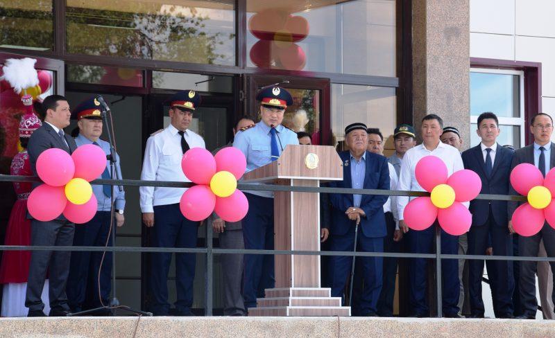 В Атырауской области открылся новый центр оперативного управления