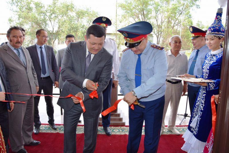 Новости Атырау - В Атырауской области открылся новый центр оперативного управления