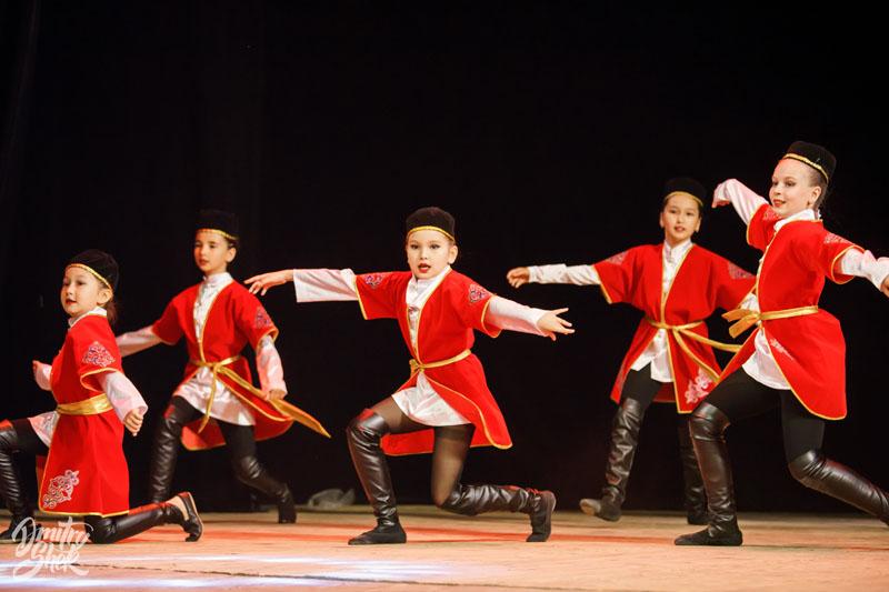 Новости Уральск - Хореографическая студии Art dance отметила пятилетие
