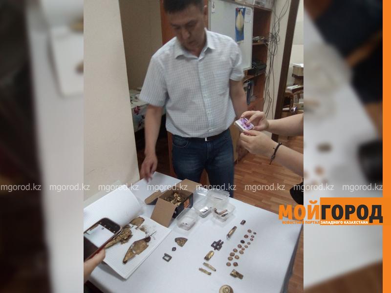 Новости Актобе - В Актюбинской области обнаружено захоронение воина времен гуннов