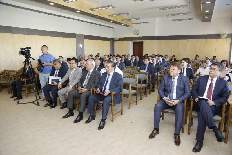 Новости Атырау - В Атырауской области появилось управление рыбного хозяйства