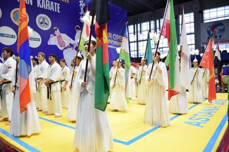 Новости Атырау - 6 медалей привезли домой атырауские каратисты с чемпионата Азии