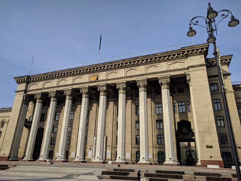 Новости Уральск - КБТУ признан лучшим вузом РК согласно рейтингу НПП «Атамекен»