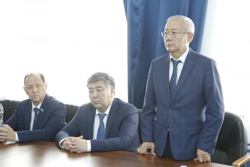 Новости Атырау - В Атырауской области назначили акима Махамбетского района