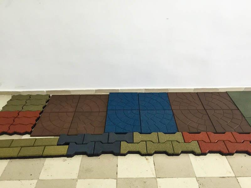 Новости Уральск - Травмобезопасные и экологичные покрытия для уличных площадок предлагает уральское предприятие