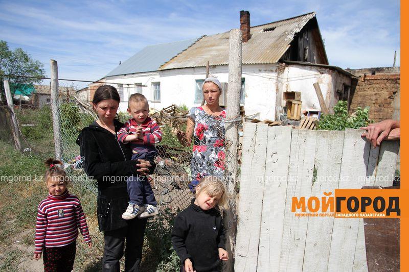 Новости Уральск - Пожар оставил семью без вещей и крова в Уральске