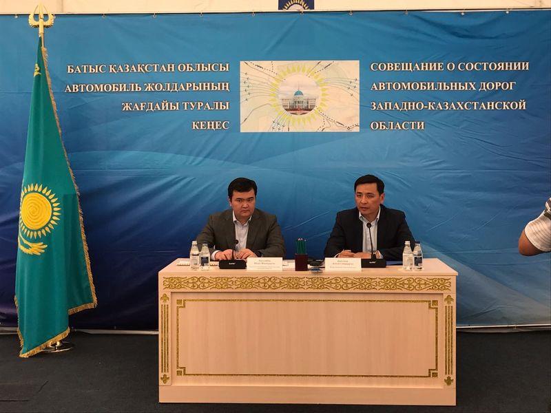 Министр инвестиций и развития Казахстана провел выездное совещание в отдаленном районе ЗКО