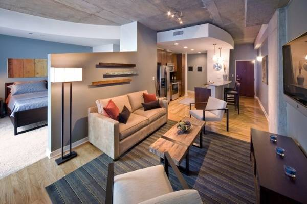 Новости PRO Ремонт - Цветовая отделка интерьеров квартиры