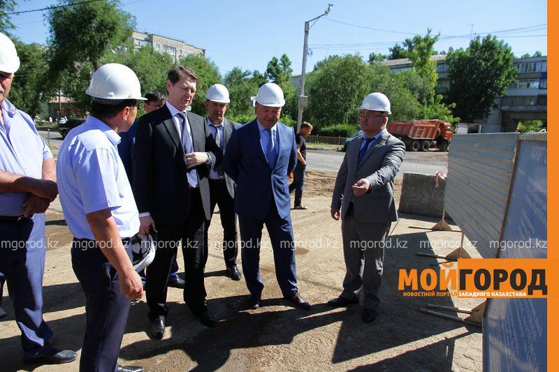 Новости Уральск - Горячую воду в центре Уральска обещают дать в конце июля