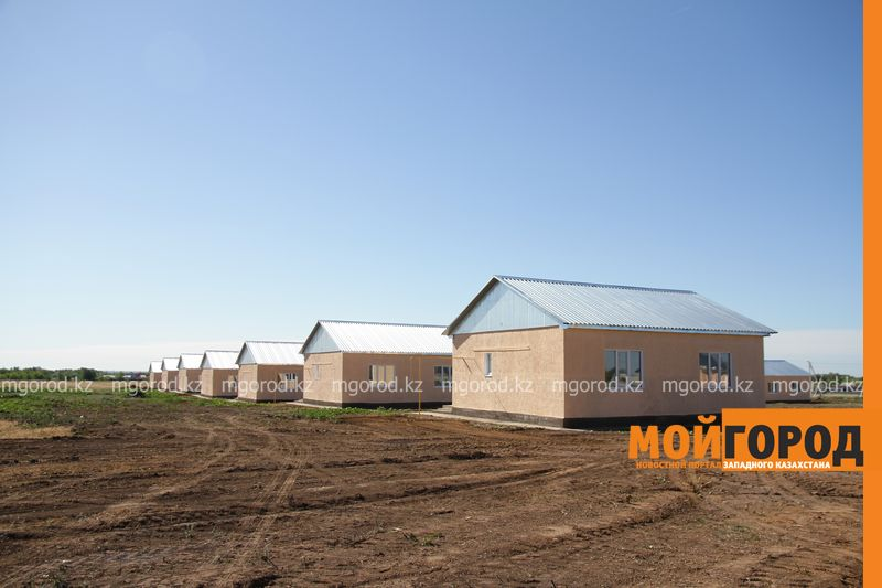 Новости Уральск - Детский лагерь отдыха строят на берегу озера Шалкар в ЗКО