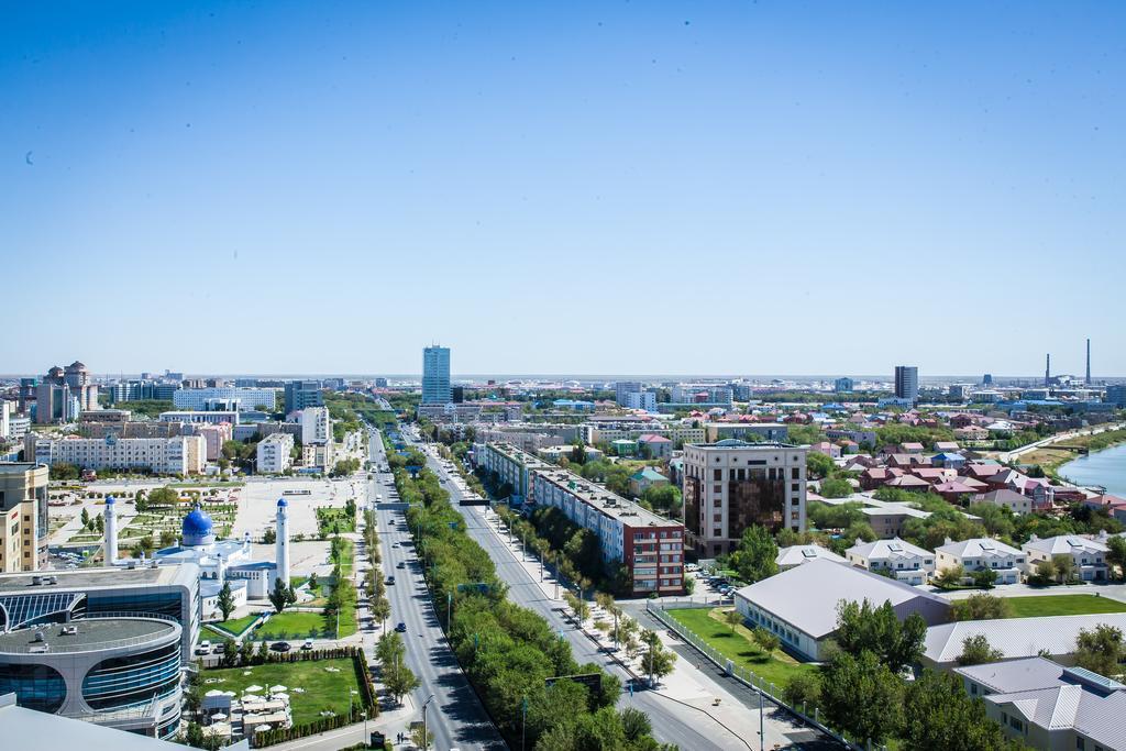 Новости Атырау - В Атырау ограничат движение от ул.Курмангазы до центрального моста