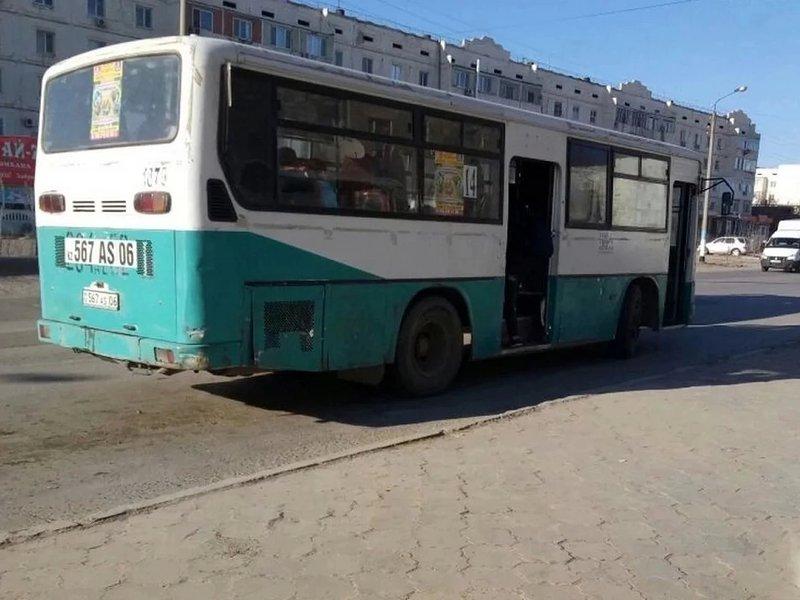 Новости Атырау - В Атырау за гонки на дорогах оштрафовали 33 водителей автобусов