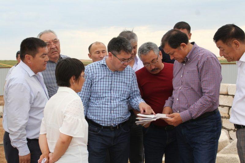 Развивать сельскую глубинку призвал аким Атырауской области районные акиматы